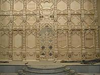 Иконостас в Барочном стиле под золото