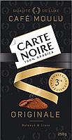 /Кофе молотый 250 г Original CARTE NOIRE