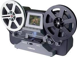 Слайд-сканер reflecta Super 8 - Normal 8