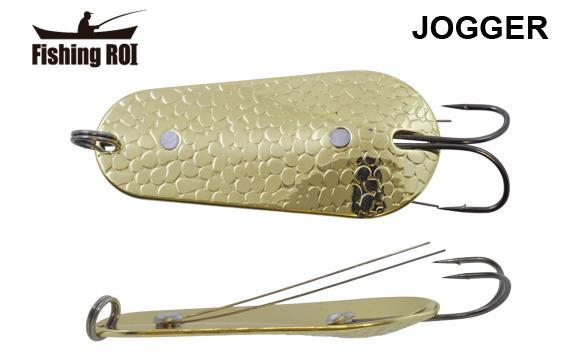 Блешня Fishing ROI Jogger 18gr 002(незацепляйка)