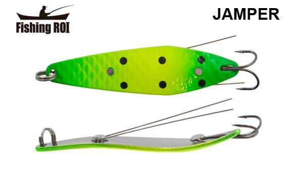 Блесна Fishing ROI Jamper 20gr 017(незацепляйка)