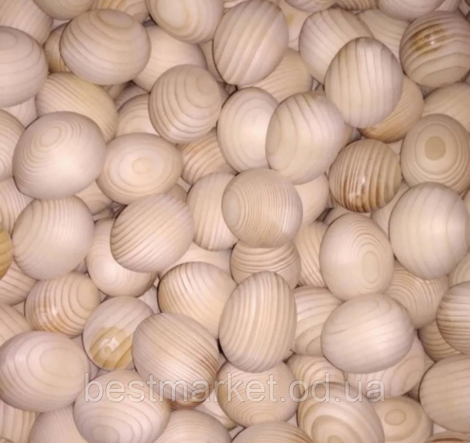 Яйця Великодні Перепелині Дерев'яні Заготовки 40х30 мм