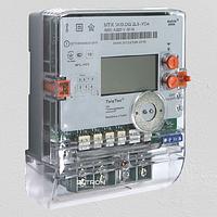 Электросчетчик Teletec MTX 1A10.DG.2L5-YD4 5-80А 220В кл.0,5s, А+, 1-фазный день-ночь, PLC-модуль, реле