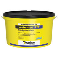 Weber. tec822/Superflex 1,розовый, (ведро - 24 кг)