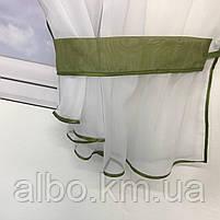 Тюль с ламбрекеном для спальни зала кухни комнаты, готовый красивый тюль для комнаты детской гостинной,, фото 5