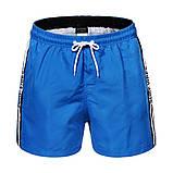 Мужские пляжные короткие шорты, фото 3