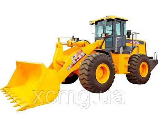 Навантажувач фронтальний марки XCMG модель LW600