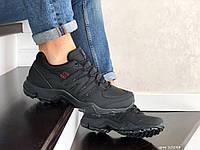 Туфлі чоловічі кросівки Classica,чорні,нубук, фото 1