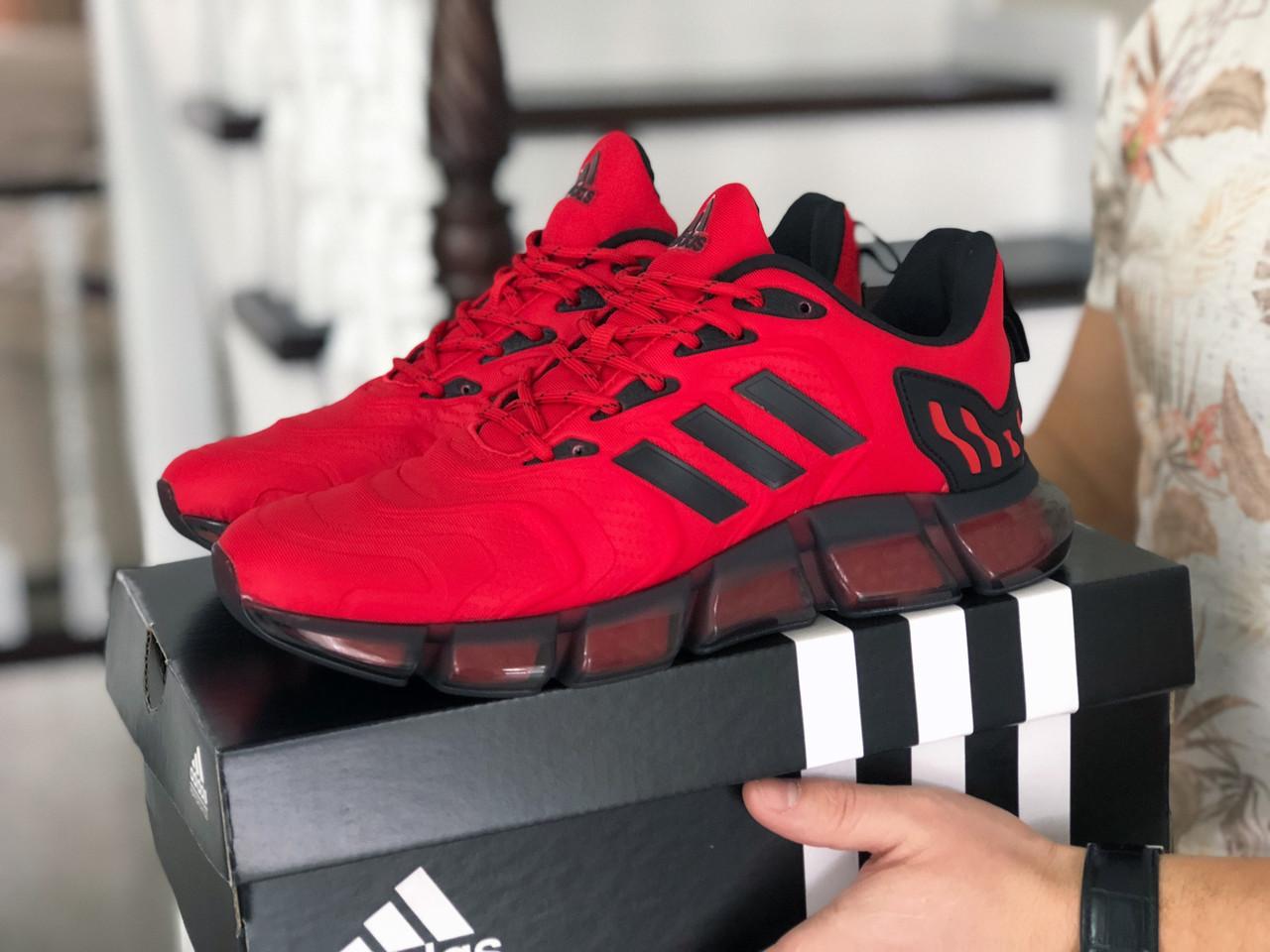 Чоловічі весняні кросівки Adidas,червоні