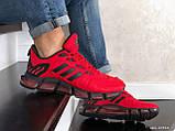 Чоловічі весняні кросівки Adidas,червоні, фото 4