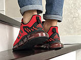 Чоловічі весняні кросівки Adidas,червоні, фото 6