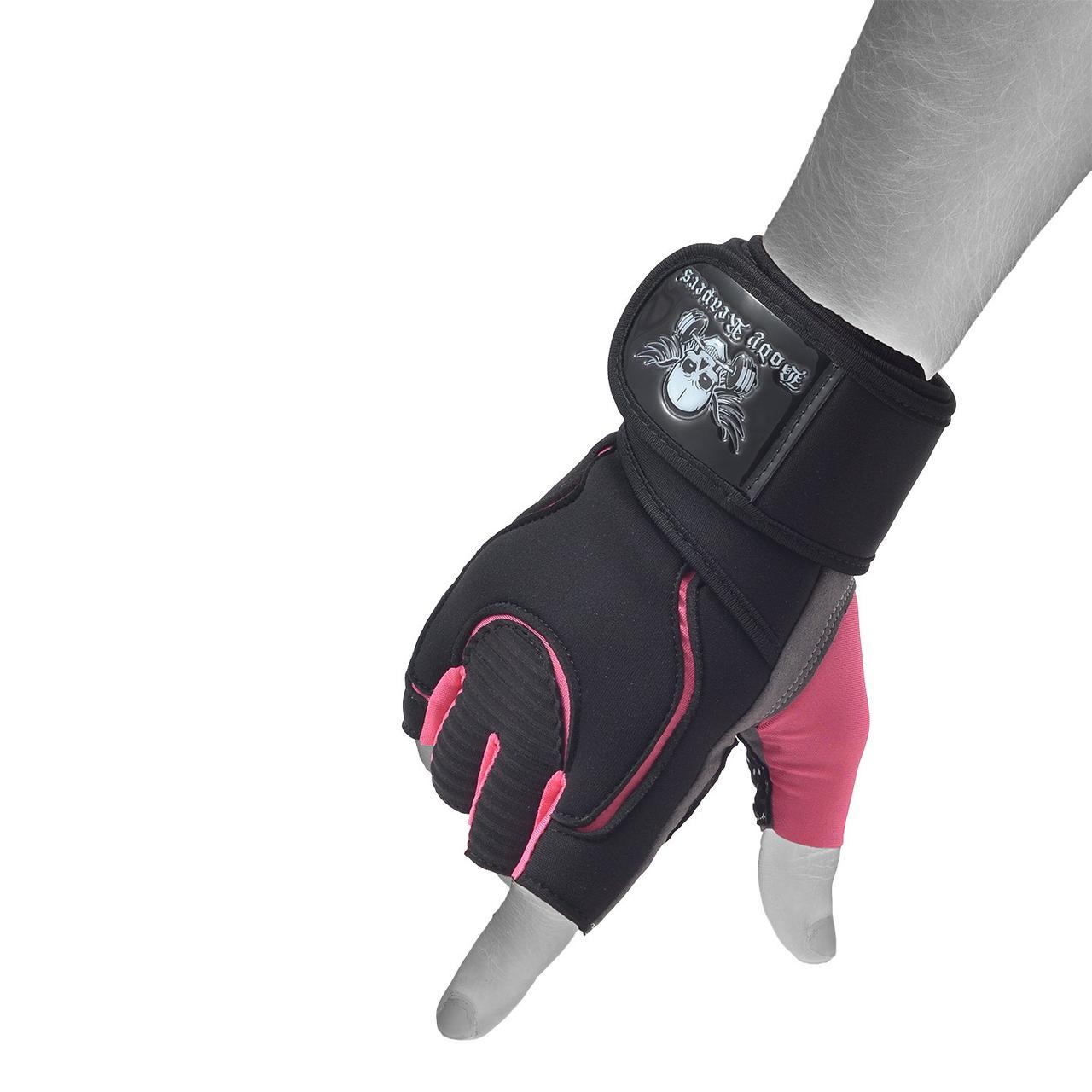 Женские перчатки для фитнеса Body Reapers Women