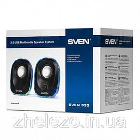 Акустична система Sven 330 Black, фото 2