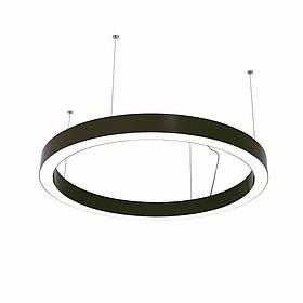 Кольцевой Светильник из Алюминиевого LED профиля 600мм 45W