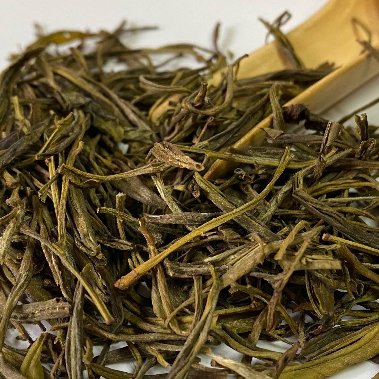 "Зелений чай ""Хуан Шань Маофен"" елітний 50 грам"