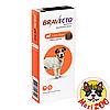 Таблетка Бравекто Braveсto від бліх та кліщів для собак від 4,5-10кг 1таб