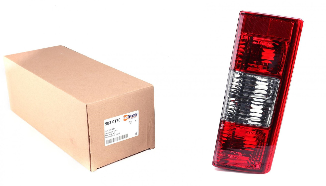 Фонарь задний Opel Combo 01- (левый) (503 0170) AUTOTECHTEILE