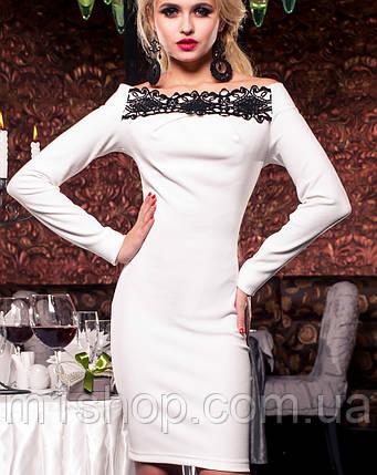 Платье с кружевом | Ирен jd, фото 2