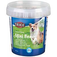 Вітаміни для собак Mini Hearts відро пластик 200 г