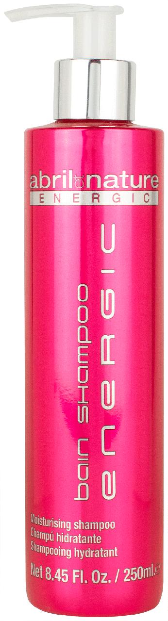 Зволожуючий шампунь для волосся Abril et Nature Energic Moisturising Shampoo
