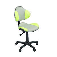 Детское кресло STR FW1 grey-yellow