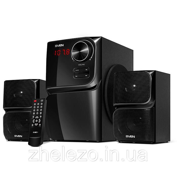 Акустична система 2.1 SVEN MS-305 Black