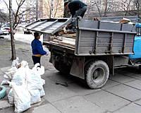 Вывоз мусора, доставка стройматериалов, услуги спецтехники.