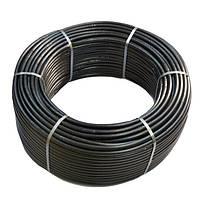 Крапельна Трубка Rivulis HYDROBLOOM з компенсацією тиску 16mm 45mil /Flow 2,2 lph, 100м (чорна)