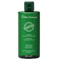 Безсульфатный шампунь от выпадения волос с водорослями Petite Maison, 300 мл