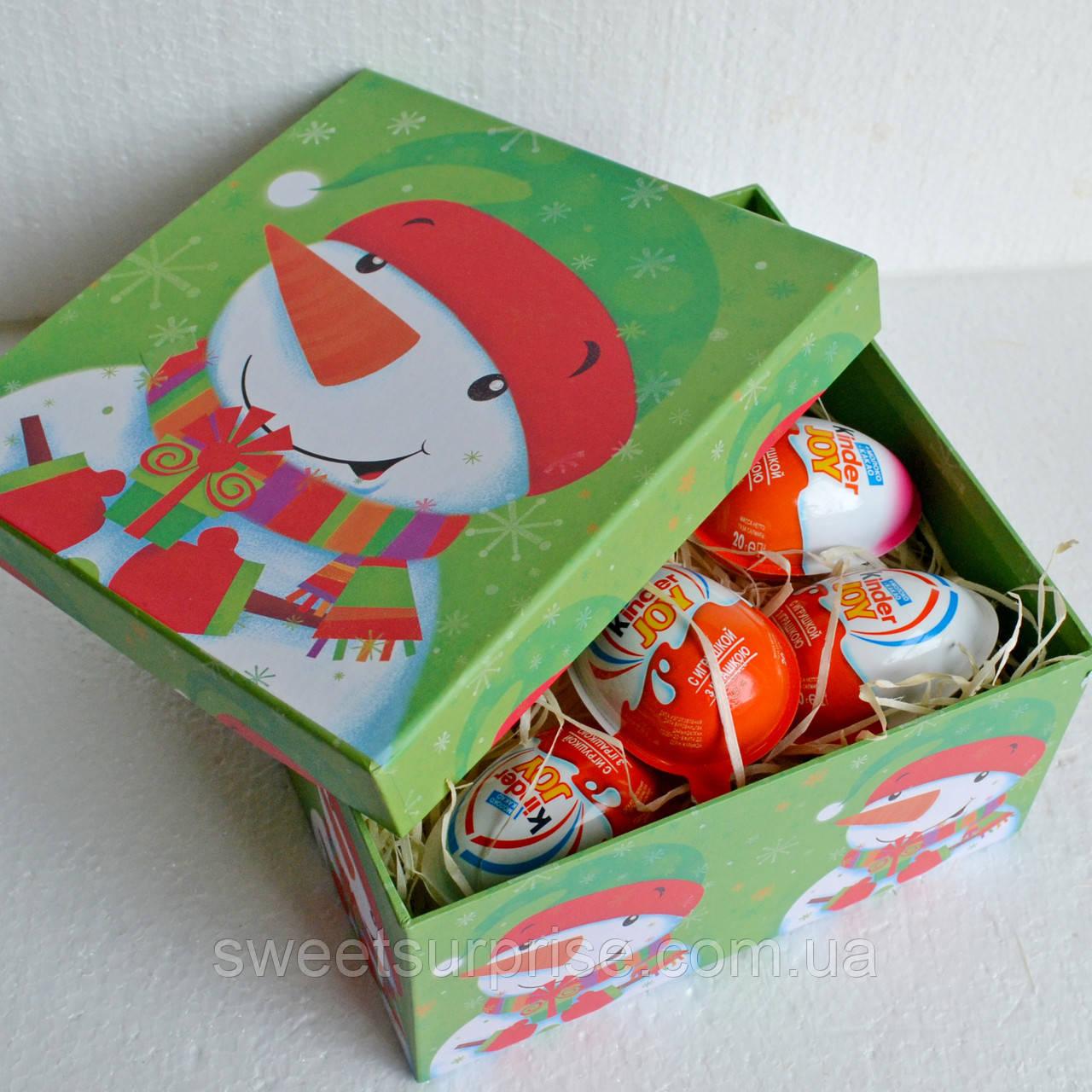 Купить подарки сладкие на новый год наложенным