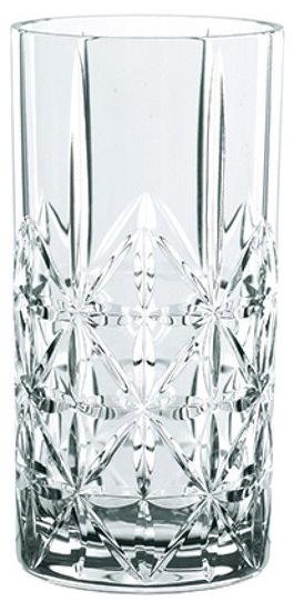 "Стакан высокий Longdrink DIAMOND 445 МЛ СЕРИЯ ""HIGHLAND"", Nachtmann Германия"