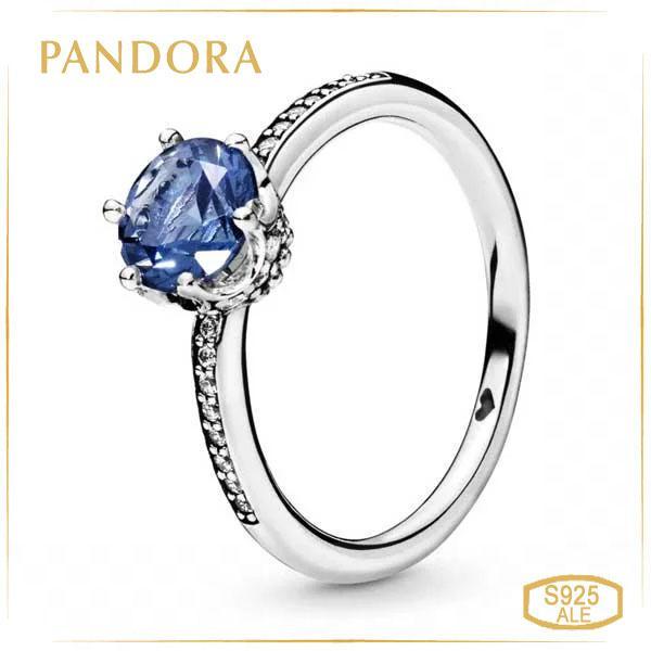 Пандора Кольцо Небесная безупречность (52) Pandora 198289NSWB