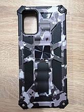 Чохол для Samsung A02S Army