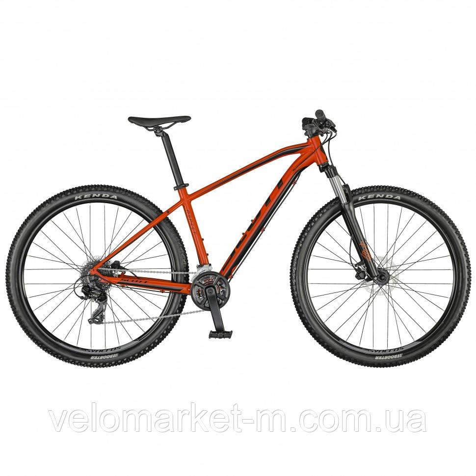 Велосипед Scott ASPECT 960 XL Red 2021