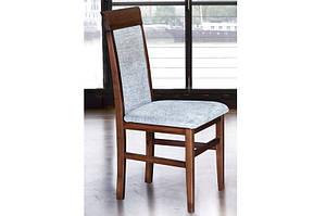 """Дерев'яний стілець """"Алла"""" (темний горіх) від Мікс Меблі"""