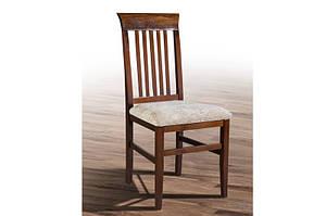 """Дерев'яний стілець """"Альона"""" (темний горех) від Мікс Меблі"""