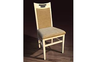 """Дерев'яний стілець """"Юлія"""" (біла емаль) від Мікс Меблі"""