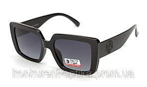 Имидживые солнцезащитные женские очки полароид