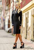Черное платье Seventeen 44-52 размеры