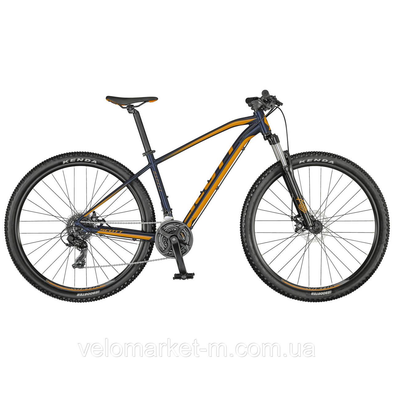 Велосипед Scott Aspect 970 L Stellar blue 2021