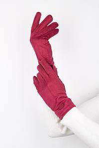 Перчатки FAMO Женские перчатки Амира красные One size (101106fy) #L/A