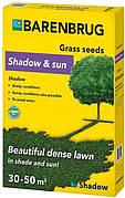Газонна трава Shadow & Sun, 1 кг, Barenbrug