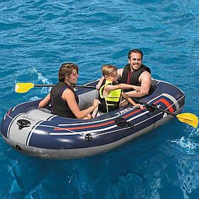 Лодка Надувная Bestway 61068 Hydro-Force Raft