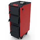 Твердопаливний котел 50 кВт Ретра-5М PLUS STANDART, котел з автоматикою, 5 мм, фото 2