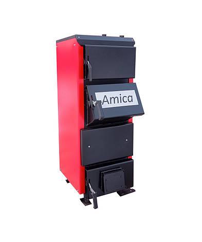 Котли Amica Trend твердопаливний 20 кВт. Безкоштовна доставка!, фото 2