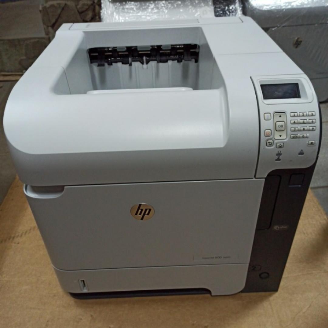 Принтер HP LaserJet 600 M602 DN (601 / 603) пробіг 106 тис. сторінок з Європи