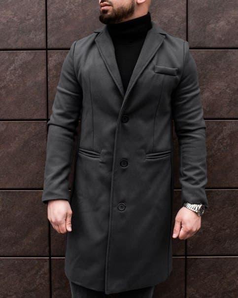 Пальто мужское кашемировое «Рест» (два цвета)