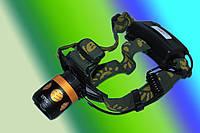 Налобный фонарь Police BL-6813B-T6
