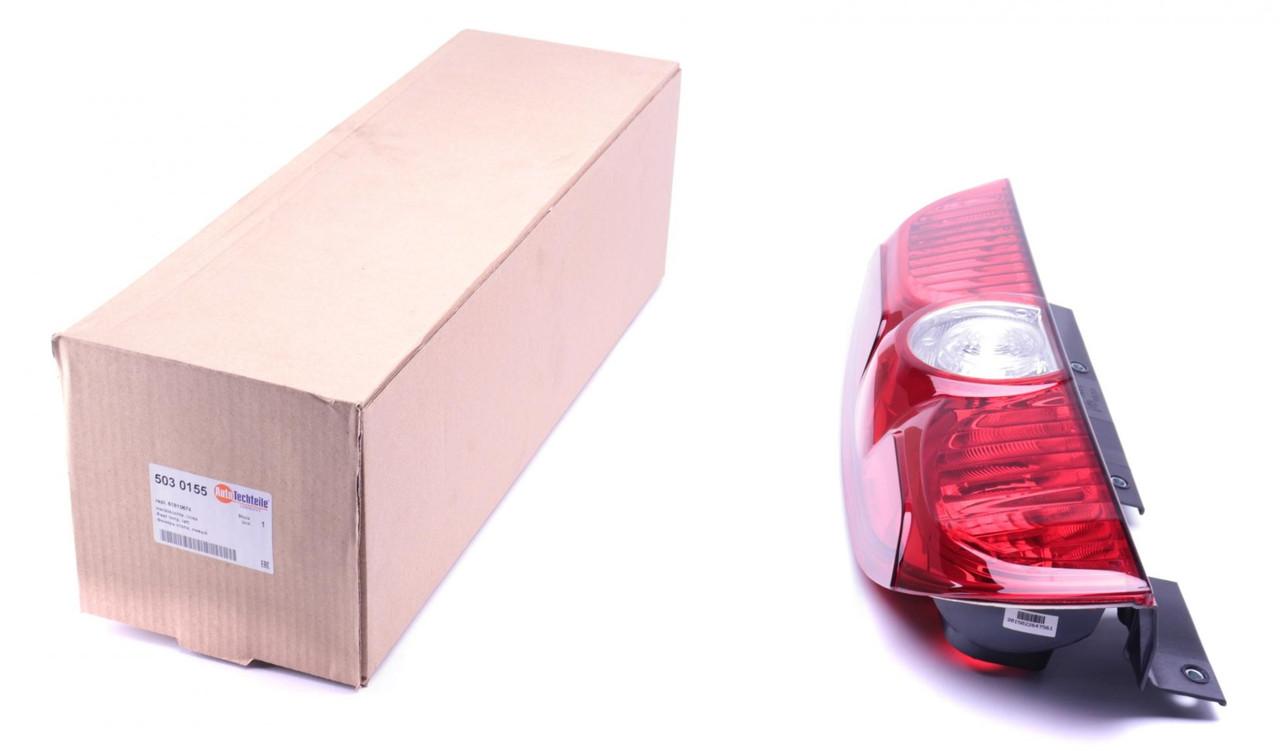 Фонарь задний Fiat Doblo 10- (левый) (503 0155) AUTOTECHTEILE