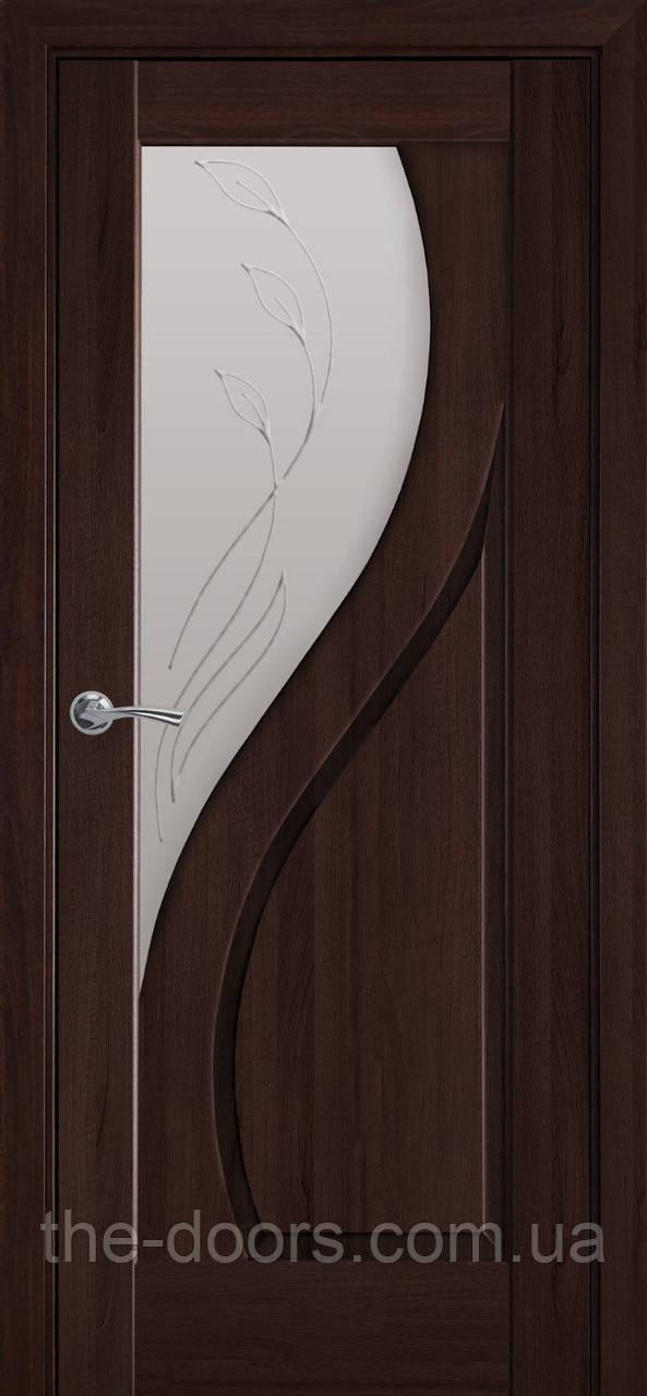 Двері Новий Стиль Прима Р2 з малюнком